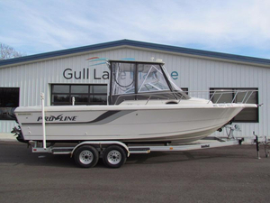 Used Proline 231 Walkaround Fishing Boat For Sale