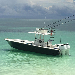 Used Sea Craft Center Console Fishing Boat For Sale