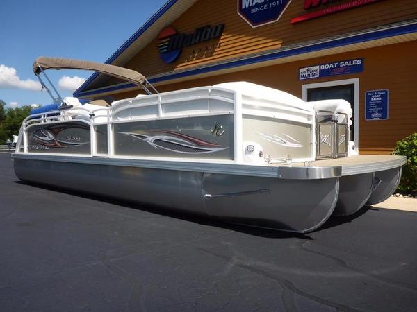 New Jc Tritoon NepToon 25TT Sport Pontoon Boat For Sale