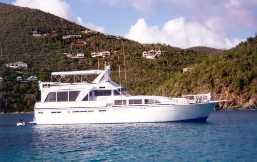 Used Bertram Custom Extended Motoryacht Motor Yacht For Sale