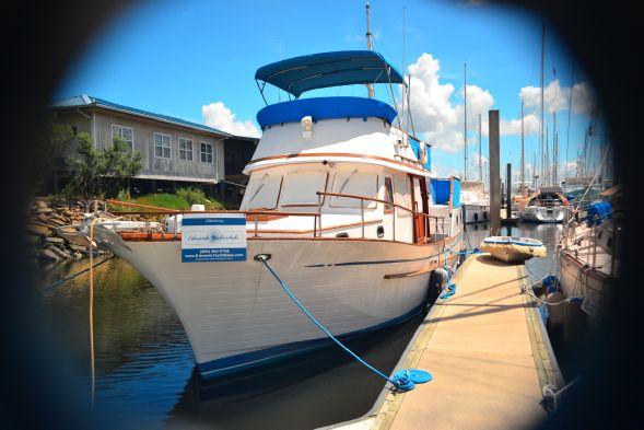 Used Albin Sundeck Motor Yacht For Sale
