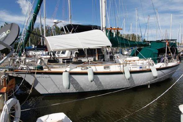 Used Pearson 365 Sloop Cruiser Sailboat For Sale
