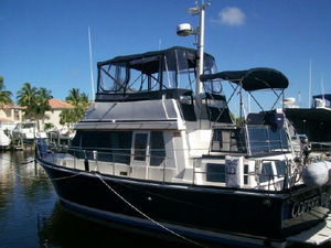 Used Sabreline Fast Trawler Boat For Sale