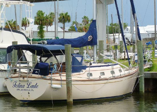 Used Island Packet Yachts Cruiser Sailboat For Sale