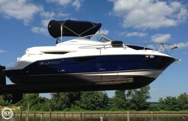 Used Larson Cabrio 857 Express Cruiser Boat For Sale