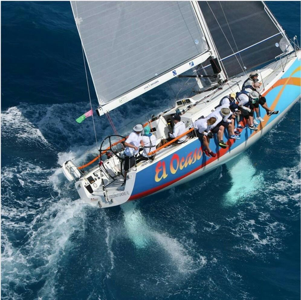 Used J Boats 122 Racer Sailboat For Sale