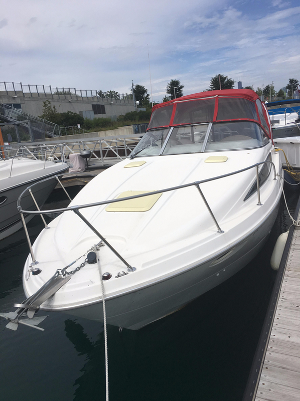 Used Bayliner 2855 Cierra Express Cruiser Boat For Sale