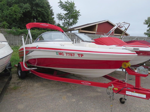 Used Tahoe Q5i Ski and Fish Boat For Sale