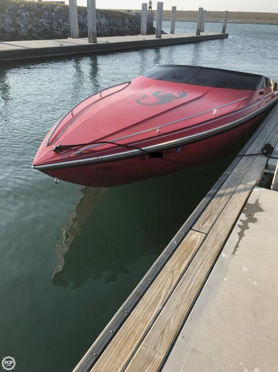 Used Chris-Craft Stinger 222 High Performance Boat For Sale