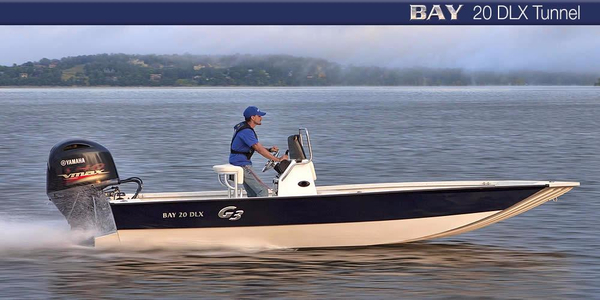 New G3 Bay 20 DLX Tunnel Bay Boat For Sale