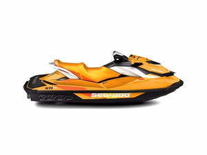 New Sea-Doo GTI SE 155 Rotax 1503 NA 4-TEC Personal Watercraft For Sale