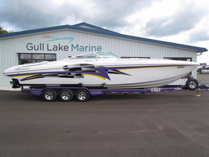 Used Powerquest 380 Avenger Cruiser Boat For Sale