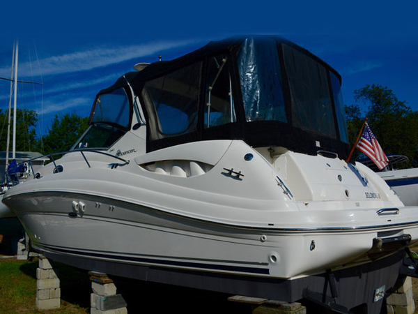 Used Sea Ray Sundancer 340 Cruiser Boat For Sale