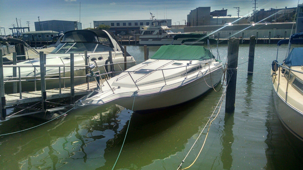 Used Sea Ray 270 Dancer Cruiser Boat For Sale