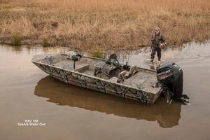 New Seaark RXV 186 Aluminum Fishing Boat For Sale