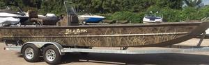 New Seaark 2472 FXT Aluminum Fishing Boat For Sale