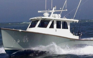 Used Pettegrow Walkaround Downeast Fishing Boat For Sale