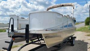 New G3 Boats V20 FC Pontoon Boat For Sale