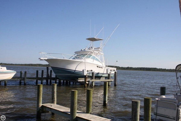 Used Luhrs 360 SX Open Sports Fishing Boat For Sale