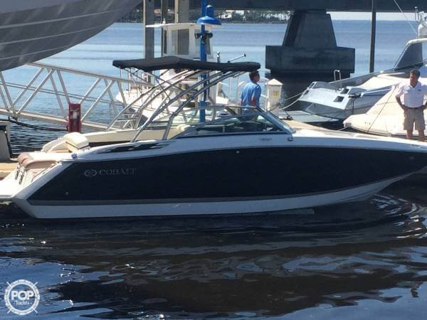 Used Cobalt 26 Sport Deck Boat For Sale