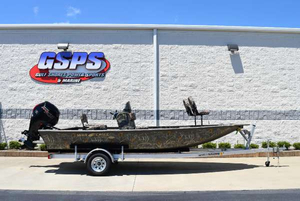 New War Eagle 961 Blackhawk Freshwater Fishing Boat For Sale