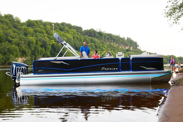 New Premier 23 Sunstaion RF Pontoon Boat For Sale