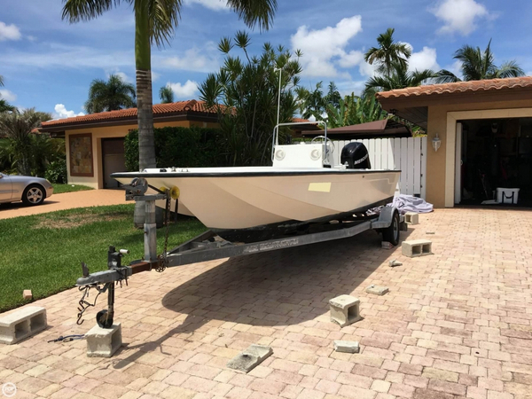 Used Wahoo 18.5 Offshore Bay Boat For Sale