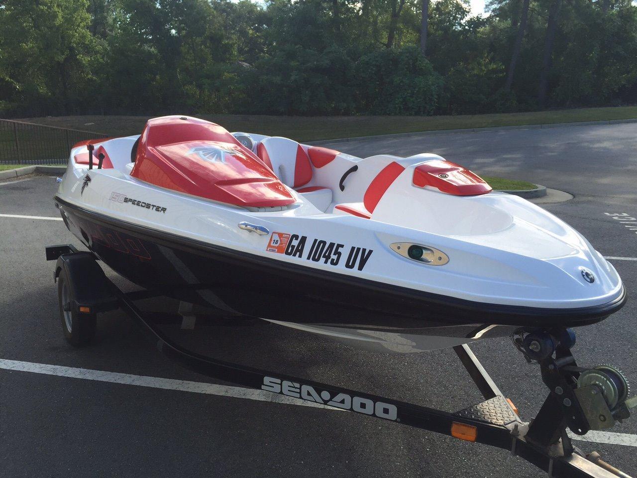 2011 used sea doo 150 speedster jet boat for sale