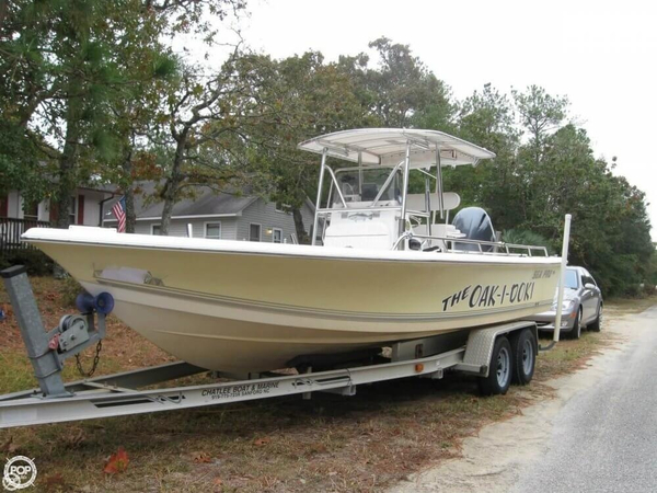 Used Sea Pro SV2100 Center Console Fishing Boat For Sale