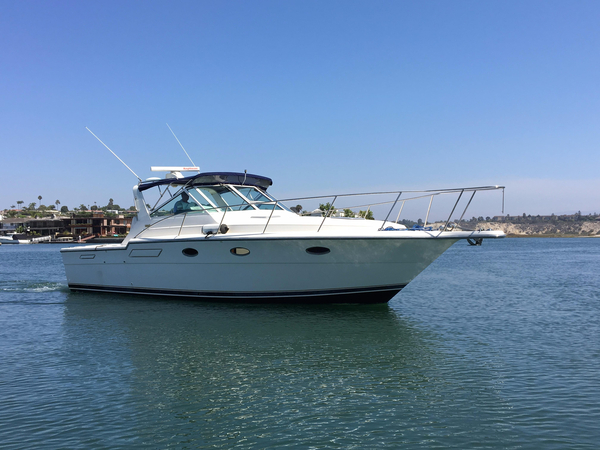 Used Tiara Open Sports Cruiser Boat For Sale