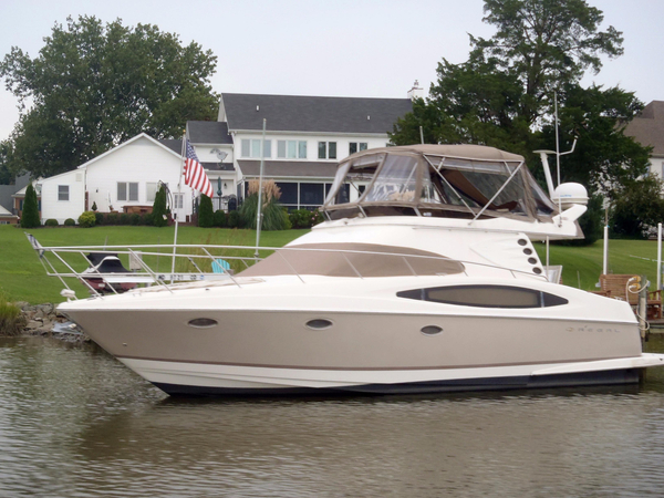 Used Regal 3880 Motor Yacht For Sale