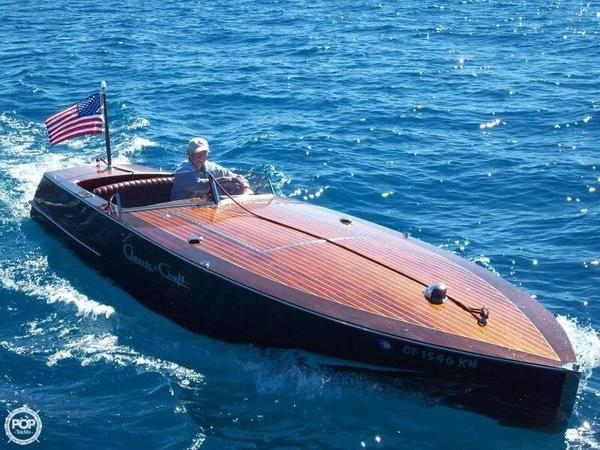 Used Classic Craft 20 Sport Antique and Classic Boat For Sale