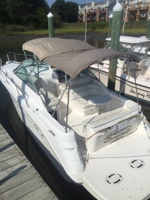 Used Sea Ray 270 Sundancer Sports Cruiser Boat For Sale