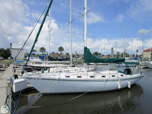 Used Irwin Yachts 40 MK II Racer and Cruiser Sailboat For Sale
