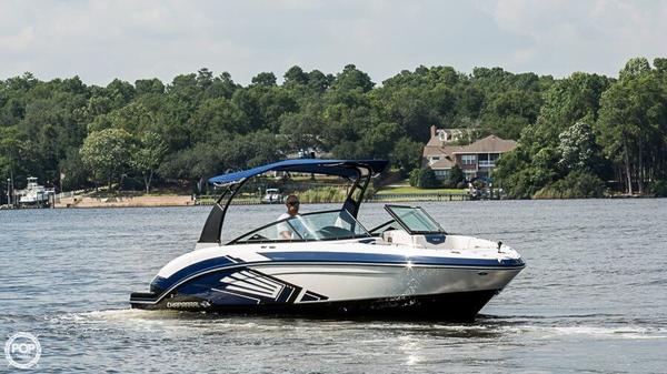 Used Chaparral 243 Vortex Jet Boat For Sale
