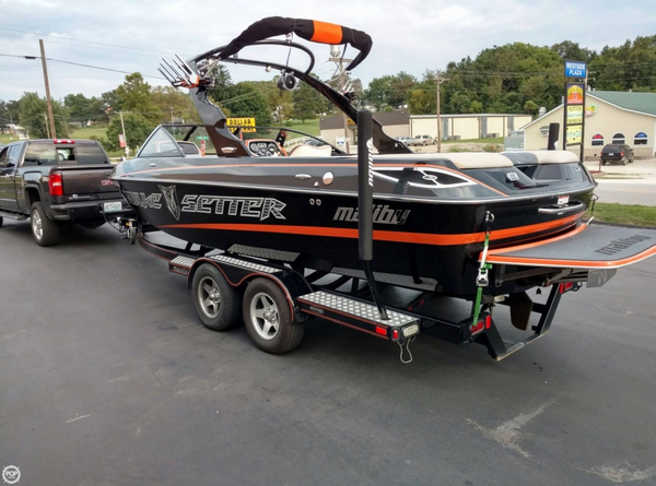 Used Malibu 23 Wakesetter LSV Ski and Wakeboard Boat For Sale