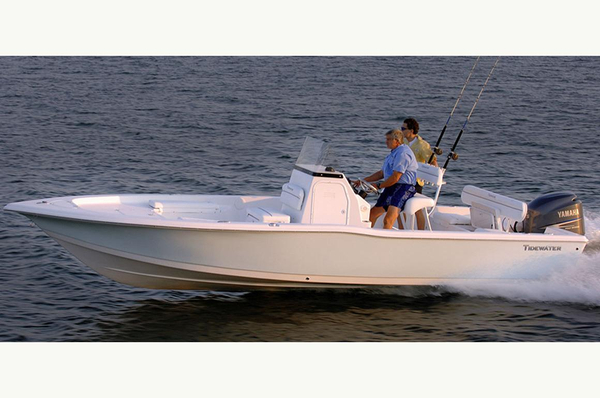 New Tidewater 2400 Bay Max Bay Boat For Sale