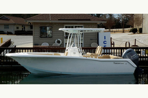 New Tidewater 220 LXF Center Console Fishing Boat For Sale