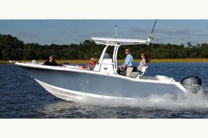 New Tidewater 230 LXF Center Console Fishing Boat For Sale