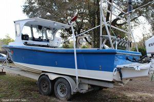 Used Ocean Master 27 Crabber Boat For Sale