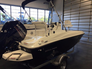 New Bayliner 160 EF Center Console Fishing Boat For Sale