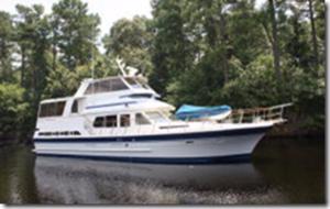 Used Vista 52' SUNDECK Motor Yacht For Sale