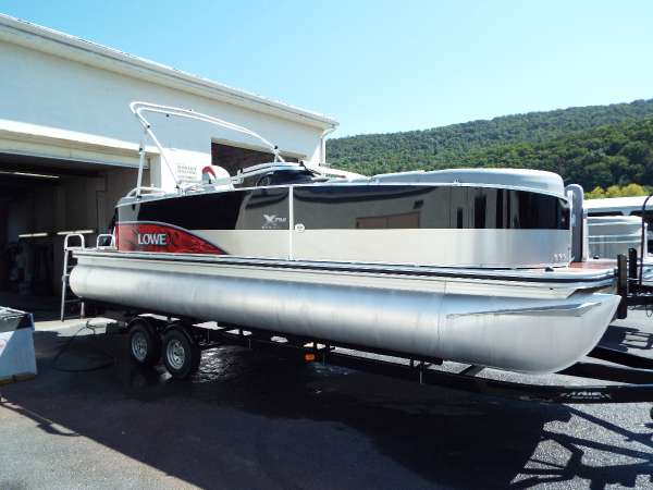 New Lowe X250 Pontoon Boat For Sale