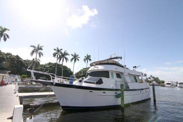 Used Striker Krogen 54 Motor Yacht For Sale