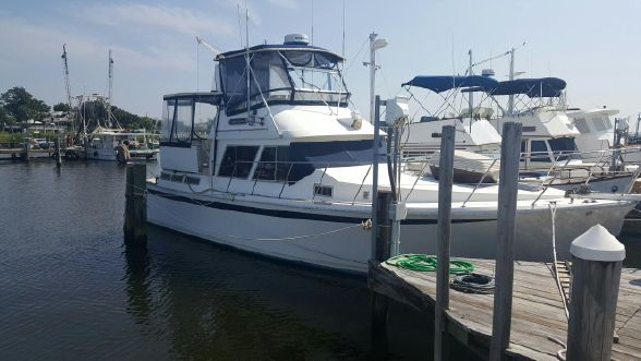 Used Nautique Motor Yacht For Sale