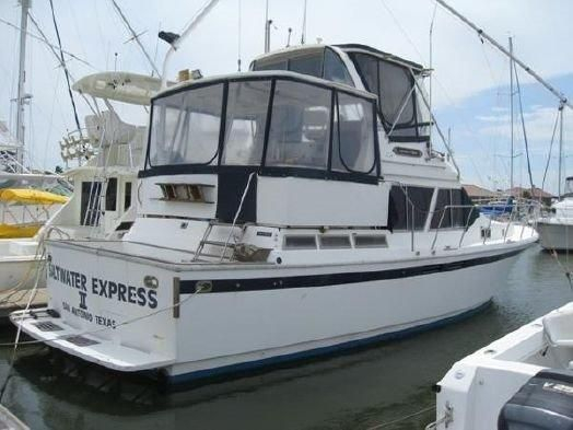 Used Nautique Cockpit Motor Yacht Motor Yacht For Sale