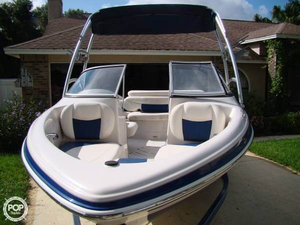 Used Tahoe Q5I Ski and Wakeboard Boat For Sale