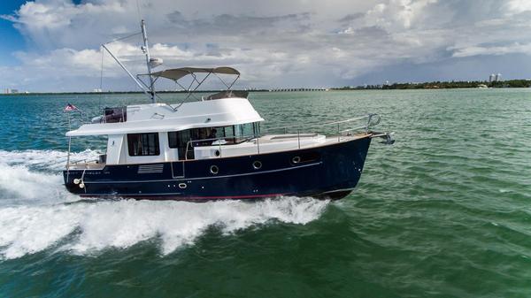 Used Beneteau Swift 44 Trawler motoryacht Trawler Boat For Sale