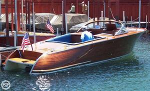 Used Classic Craft 26 Legacy High Performance Boat For Sale