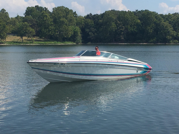 Used Formula F303SR1 High Performance Boat For Sale